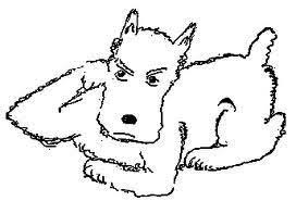 james thurber quotes and drawings scottish essays thurber drawing of a dog