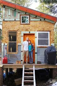 tim and hannahs diy tiny cabin 001 young couple build mortgage free off grid micro