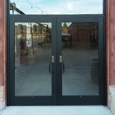 aluminum glass door repair
