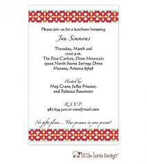 Retirement Reception Invitation Wording Jennie Design