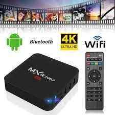 MXQ PRO 4K Tv Box Android 7.1 Smart TV Google Voice Assistant Netflix  Youtube Media Player 2.4gWiFi 1GB 8GB Set Top Box - buy from 34$ on Joom  e-commerce platform
