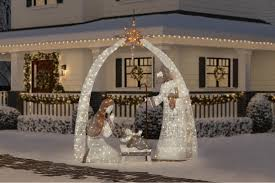 outdoor christmas decorations the