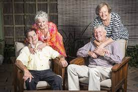 Des and Noreen Bird and Bill and Lee Mahoney were married on the same day  50 years ago | The Canberra Times | Canberra, ACT