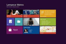 Metro Template Metro Windows 8 Metro Template For Se 3x Rip