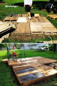 9 wooden pallets only floating decks can be stunning