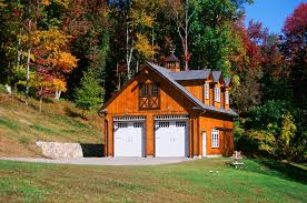 Barn Plans Country Garage Plans And Workshop PlansBarn Garages