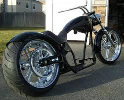 chopper rolling chassis for sale