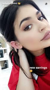 throwbackannie for multiple ear piercings like kylie jenner style kylie jenner piercings kylie jenner body kylie jenner make up tutorials kendall