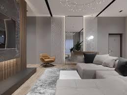 Flat Hall Design Design Apartment Chelyabinsk On Behance House In 2019