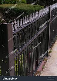wrought iron fence victorian. REPRODUCTION VICTORIAN ERA WROUGHT IRON FENCE Wrought Iron Fence Victorian I