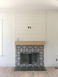 mosaic tile fireplace surround new cement tile fireplace surround with shiplap fireplace nashville tn pics of