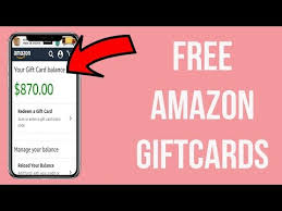 Instantly Gift 2019 Free Earn Of - Amazon Cards Redeem