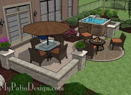 21 Hot Tub Fire Pit Ideas Fire Pit Hot Tub Xeriscapes Pinterest