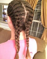 French Braid Pigtail For Women Hairstylo