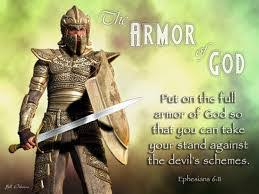 True Hope and a Future: ARMOR OF GOD