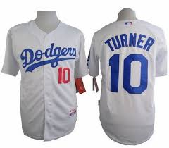 Cool Baseball Dodgers Stitched White Jersey Justin Base 10 Turner abfdaaddcefcedfc|Will There Be Only One Who Picks The Browns?