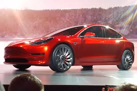 new tesla car release dateTesla Model 3 Production of new EV to begin today  Auto Express