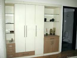 bedroom cabinet design designs fitted wardrobe furniture small rooms bed sliding cupboard designer built in cupboards
