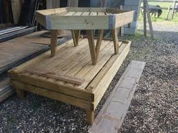 outdoor furniture pallets. Garden Bench And Seat Pads: Tables Made From Pallets Furniture Out Of Things Outdoor