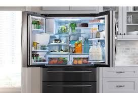 samsung tv refrigerator. samsung side-by-side tv refrigerator r