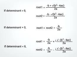 quadratic root solver math code quadratic simultaneous equation solver with steps
