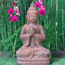 praying thai buddha statue ascot vale