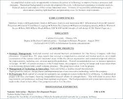 Resume For A Business Analyst Objective For Business Analyst Resume L Enterprise Data Architect