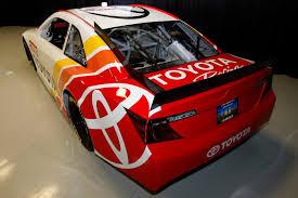 Toyota unveiled Camry race car for 2013 NASCAR season ...