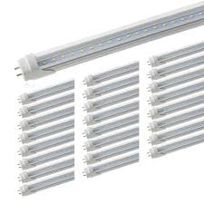 Led Vs T8 Shop Light Us 144 73 Cnsunway T8 Led Tube Light 1200mm 20w 22w 4ft Smd2835 Led Fluorescent Tube 110v 220v Led Tube Bulb Lamp T8 Retrofit Shop Light In Led