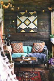 Boho Porch Decor Ideas