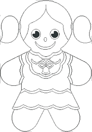 gingerbread girl coloring pages. Interesting Girl Gingerbread Girl Coloring Pages   Inside Gingerbread Girl Coloring Pages A