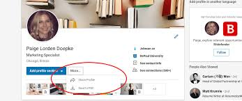 How To Resume Download How To Download A Resume From Linkedin Jobscan Blog