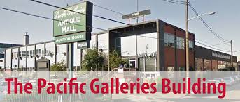 pacific galleries auction house and antique mall seattle washington