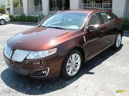 2009 Cinnamon Metallic Lincoln MKS Sedan #7976421   GTCarLot.com ...
