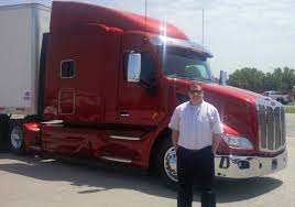 james menzies drove this peterbilt model 579 with epiq package in northern texas