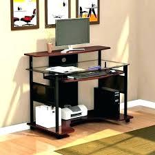 z line designs desk z line designs nero computer desk and bookcase