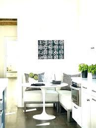 l shaped kitchen table sets tables minimalist design island with kitc