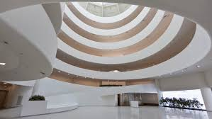Architecture And Interior Design Inspiration The Guggenheim Museum On The Inside