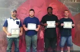 CDL graduates at Sauk Valley Community College   SaukValley.com