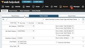 Web Help Desk Training Best Practices For Creating Custom Reports