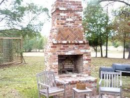 marvelous outdoor brick fireplace ideas rustic brick outdoor fireplace google search