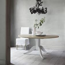neptune chichester round dining table 120cm
