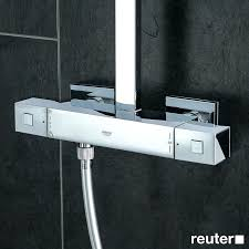 grohe euphoria cube euphoria cube system shower system with thermostatic mixer for wall mounting deszczownica grohe euphoria