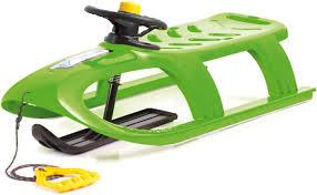 <b>Санки Prosperplast BULLET</b> CONROL green (зеленый) — купить в ...