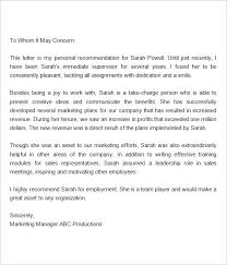 Sample Teacher Recommendation Letter Awesome Reference Letters For Job Character Lease Academic Best Samples