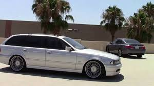 E39 2001 BMW 540i Sport Wagon with Alpina Package - YouTube