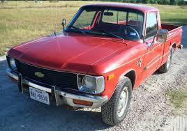 Truck chevy 1980 truck : Cold A/C: 1980 Chevrolet LUV Mikado | Bring a Trailer