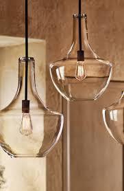 Salon Bleu Glass Demijohn Pendant Lighting Love Pinterest - Pendant light kitchen