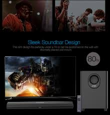 F&D HT-330 Soundbar with wired Subwoofer - Fenda Audio