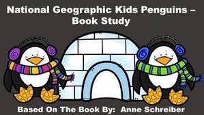 this goes along with the book national geographic kids penguins by anne